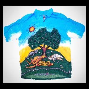 Mambo Loud Drunken Animals Sz.XL Shirt